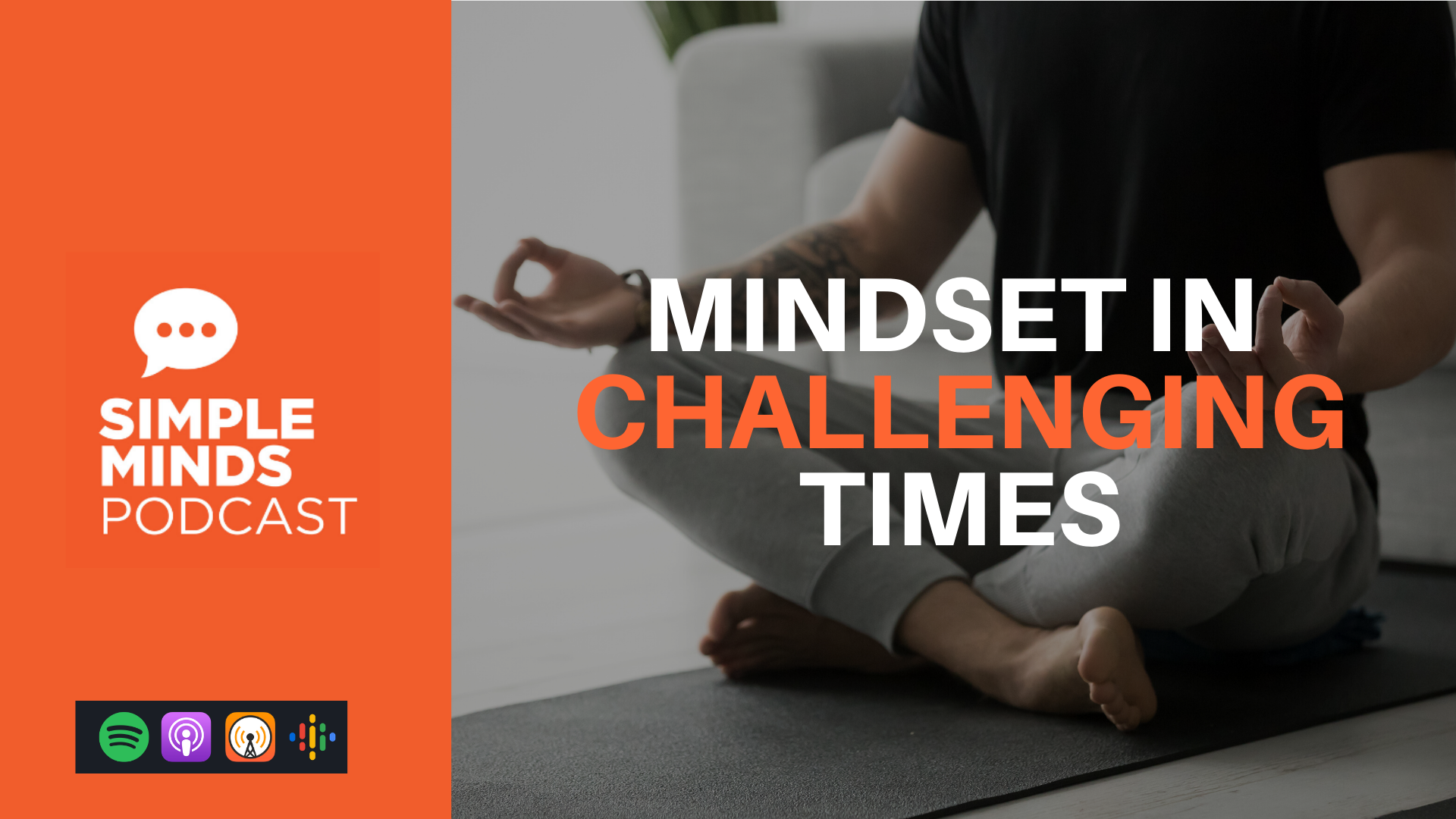 Mindset In Challenging Time